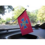флаг СБУ на присоске