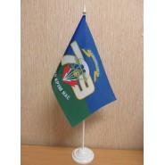 флаг ВДВ 79 бригада на подставке