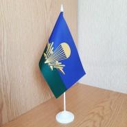 Флаг ВДВ 23х13,5 см на подставке