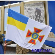флаг ДСНС