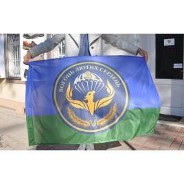 Флаг ВДВ 3-й ДШб Феникс