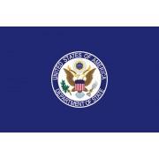 Флаг Государственного департамента США