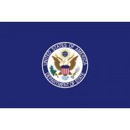 Прапор Державного департаменту США