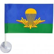 Прапор ВДВ на присосці