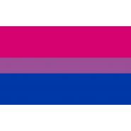 Флаг бисексуалов