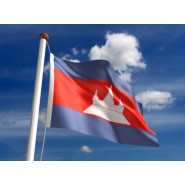 Прапор Камбоджі