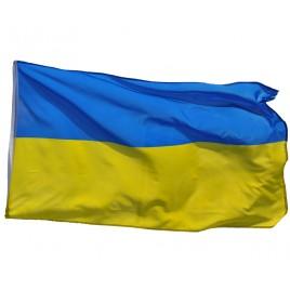 Флаг Украины безшовный 150х90см
