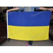 Флаг Украины габардин
