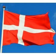Прапор Данії