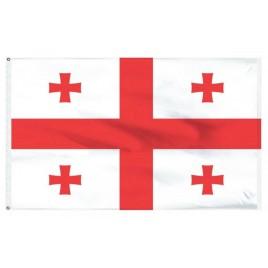 Флаг Грузии 150х90 см