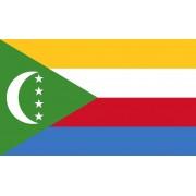 Флаг Коморских островов