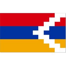 Прапор Нагірно-Карабаської Республіки