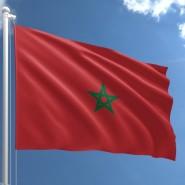 Прапор Марокко 150х90см