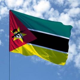 прапор Мозамбіку