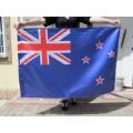 флаг - атлас, односторонняя печать