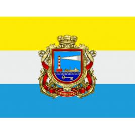 Флаг Черноморск