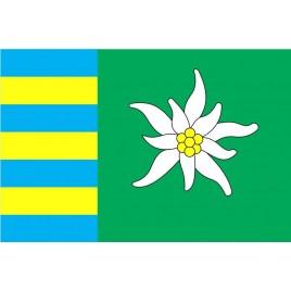 Флаг Раховского района