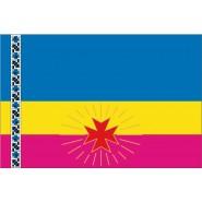 Флаг города Новый Буг