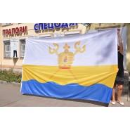 Флаг Николаевской области 300х200см