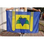 Прапор села Молодіжне