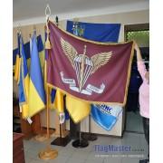 Прапор ДШВ кабінетний
