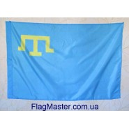 Флаг крымскотатарский