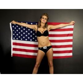 прапор США великого розміру