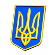 Герб України на стіну