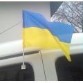 прапори на/в автомобіль