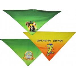 Косынка с логотипом