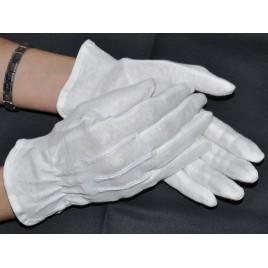 перчатки официанта на резинке
