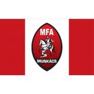 Флаг Мункач футбольная академия