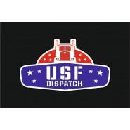 флаг USF Dispatch