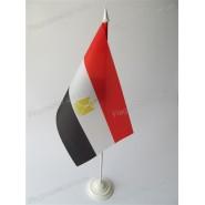 прапор Єгипту на підставці