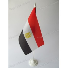 флаг Египта на подставке