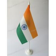 прапор Індії на підставці