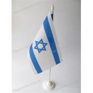прапор Ізраілю на підставці
