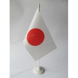 флаг Японии на подставке