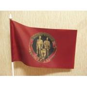 прапор український союз ветеранів афганистану