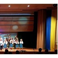 Большой флаг Украины изготовили в Австрию