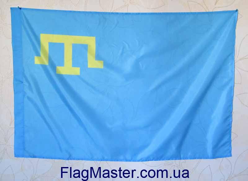 Крымскотатарский флаг